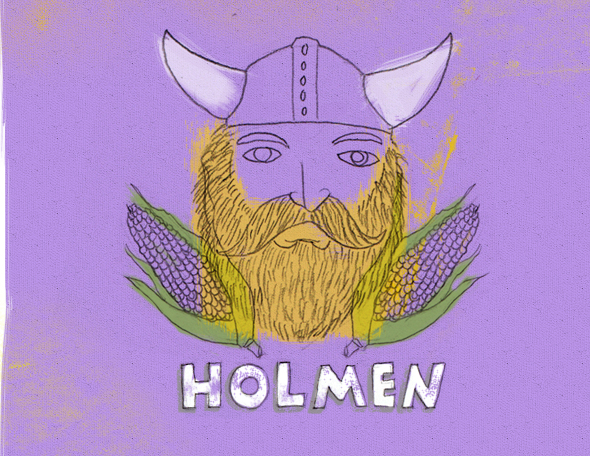 Holmen