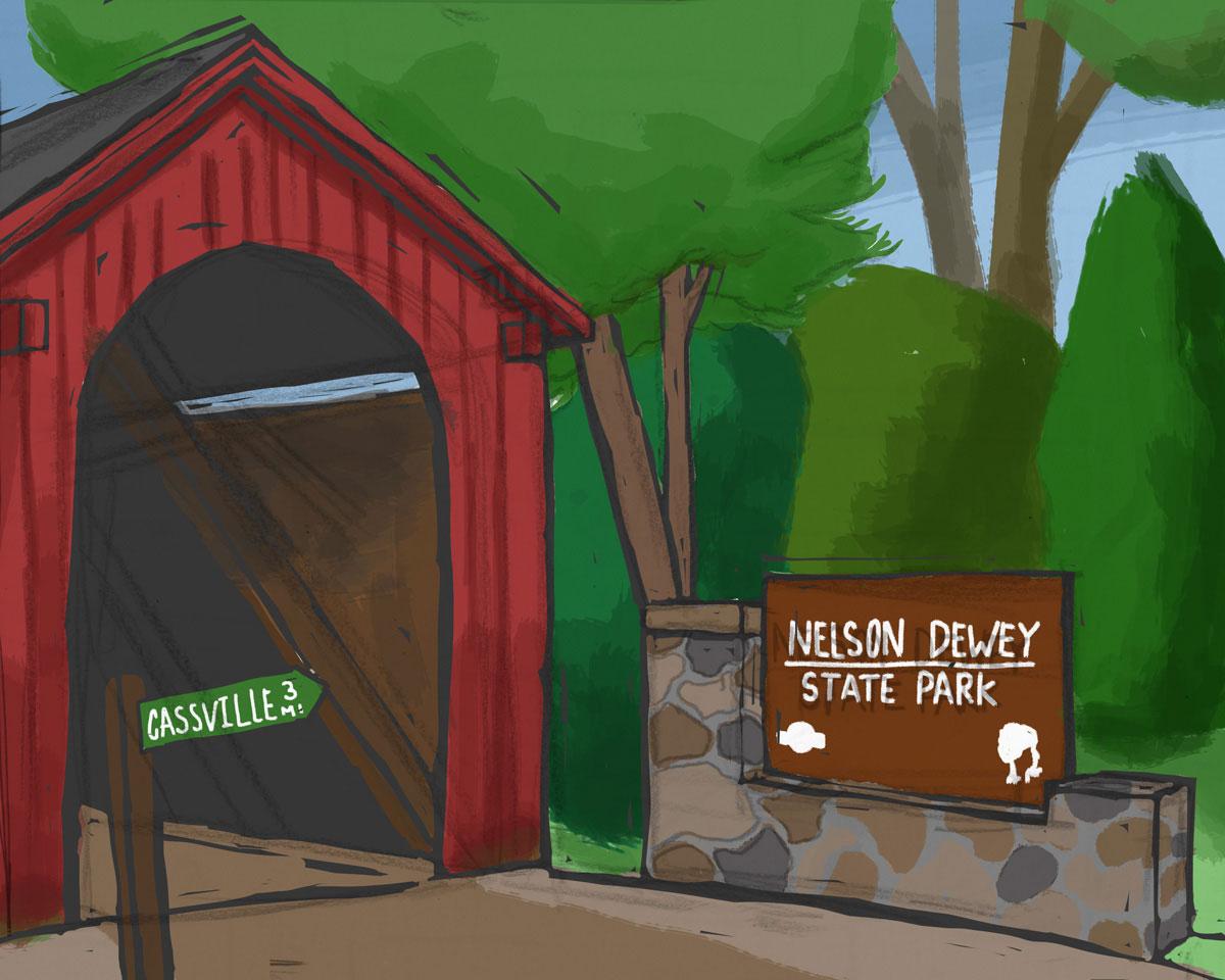 Nelson Dewey #ProjectWI www.projectwisconsin.com