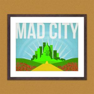 365 Towns/365 Logos Prints