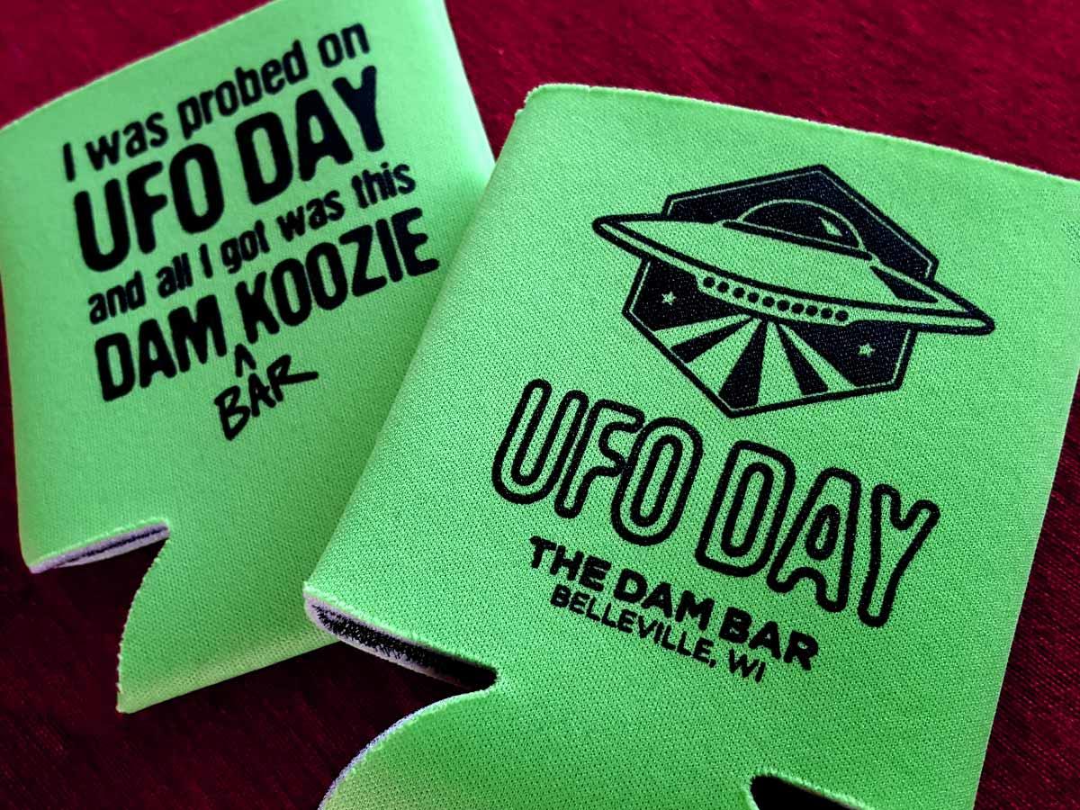 The Dam Bar Event Merchandise