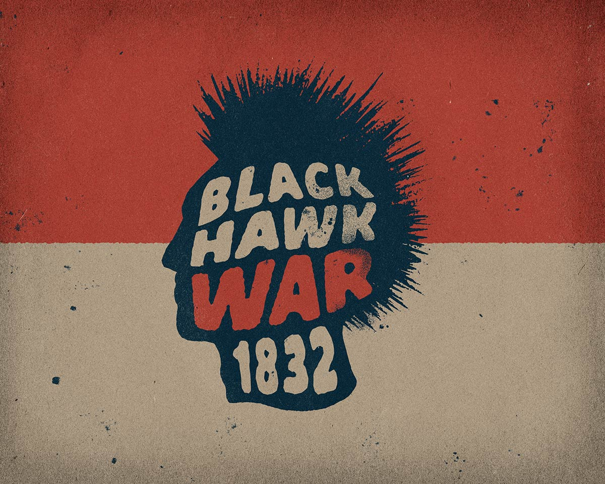 Black Hawk War #ProjectWI www.projectwisconsin.com