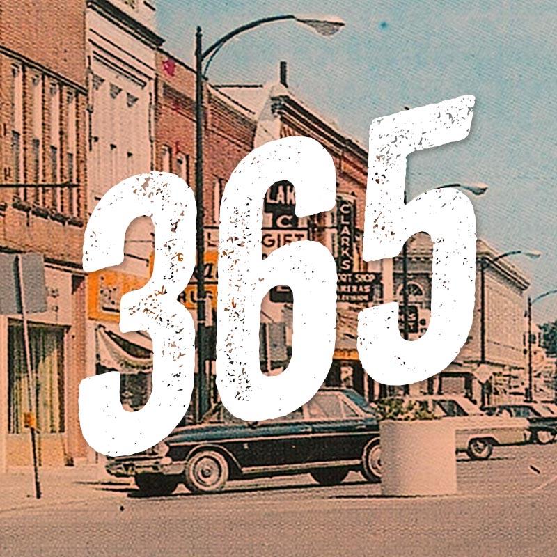 365 Towns / 365 Logos